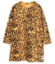 Mini Rodini jurk leopard