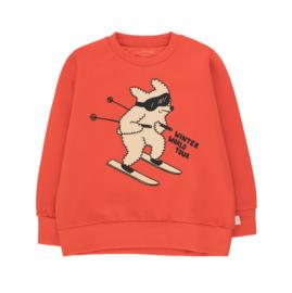 Tiny Cottons sweater tiny fox