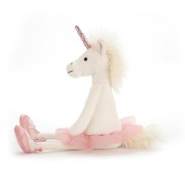 Jellycat knuffel Dancing Darcey Unicorn
