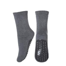 MP Denmark anti slip sokken grey mel
