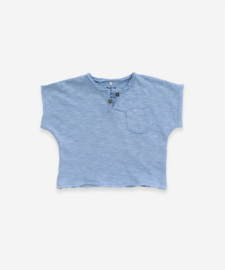Play up t-shirt Flamé Ocean | Mt. 3 mnd