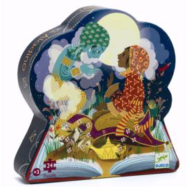 Djeco puzzel Aladin - 24 stukjes