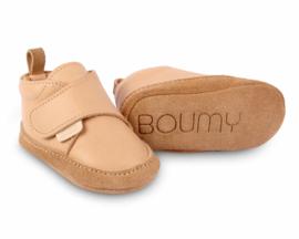 Boumy babyschoentje aki Nude Leather