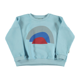 Piupiuchick sweater Rainbow | Mt. 10 jr.