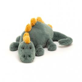 Jellycat little Douglas dino - knuffel dino