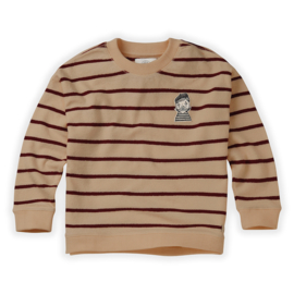 Sproet & Sprout sweater loose stripe