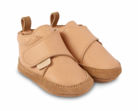 Boumy babyschoentje aki Nude Leather | 0/6 mnd