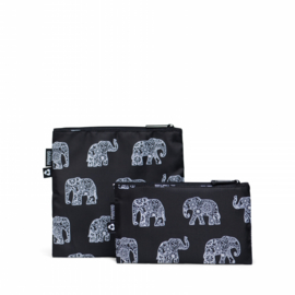 Parkland Snack Bag Duo Elephant