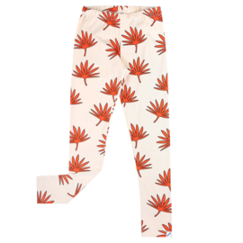CarlijnQ legging palm leaf | Mt. 134/140