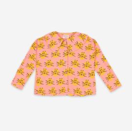 Bobo Choses blouse woven allover cat