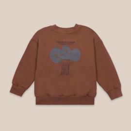 Bobo Choses sweater cloud sculpture