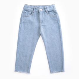 Play up denim jeans