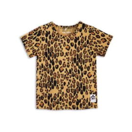 Mini Rodini t-shirt leopard