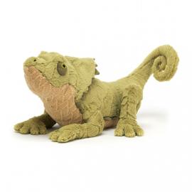 Jellycat logan lizard - knuffel hagedis