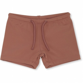Konges slojd zwem short ruben rose