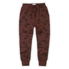 Sproet & Sprout jogger pierrot allover print