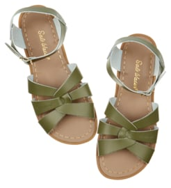 Salt Water sandals original olive - Adult