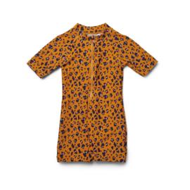 Liewood Maxi - Mini jumpsuit leo mustard