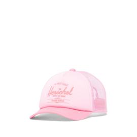 Herschel cap Baby whaler peony neon pink