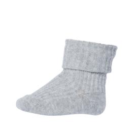 MP Denmark baby sokjes grey mel