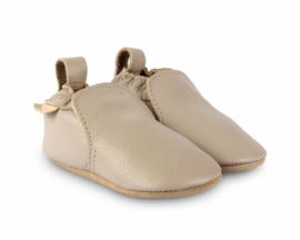 Boumy babyschoentje hagen Light Stone Leather