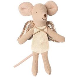 Maileg fairy muis, kleine zus - wit
