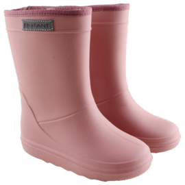 Enfant thermoboot old rose