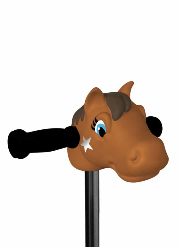 Scootaheadz Pony bruin