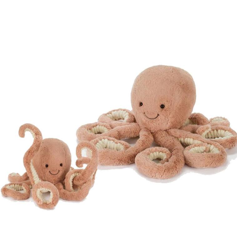 Jellycat Odell Octopus medium