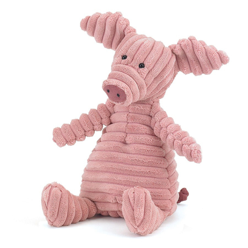 Jellycat knuffel cordy roy Pig small