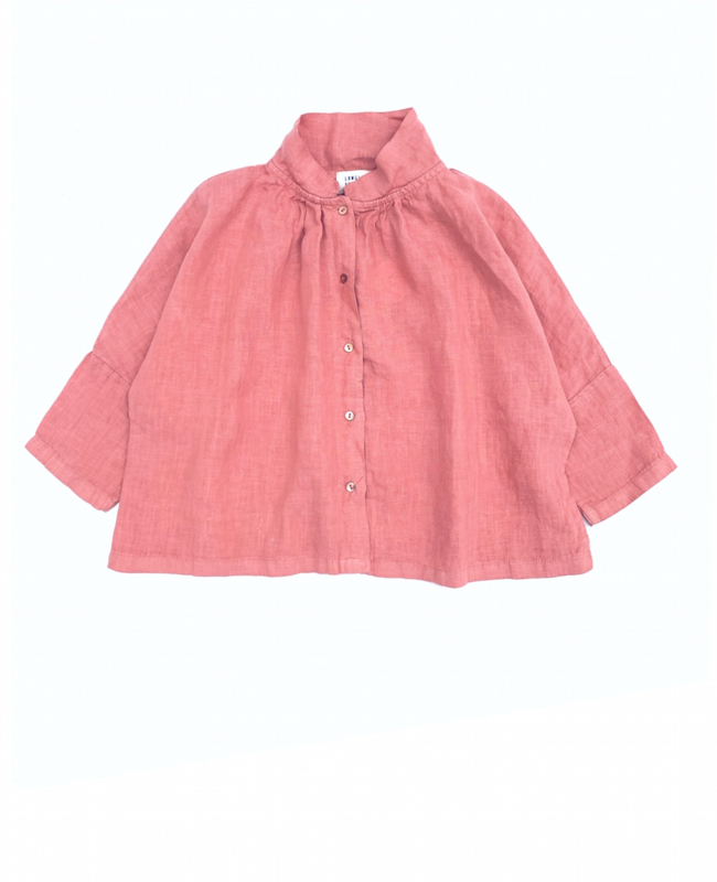 Long live the queen linnen blouse | Mt. 10 jr