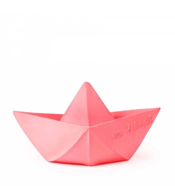 Oli & Carol Origami boot roze