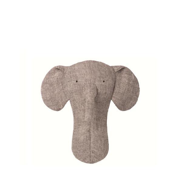 Maileg rammelaar Noah's friends Elephant