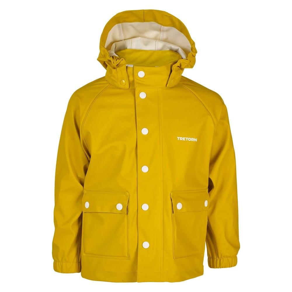 Tretorn regenjas kinderen yellow geel