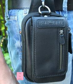 Hillburry schoudertas/ riemtasje/heuptasje