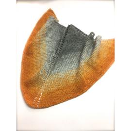 Unicat Grijs Mandarijn