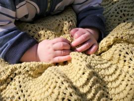 Babydekentje Adriana