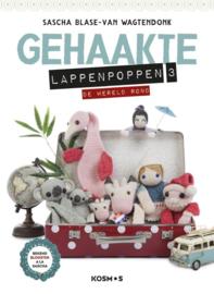 Boek Gehaakte Lappenpoppen 3