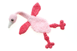 Baby-flamingo