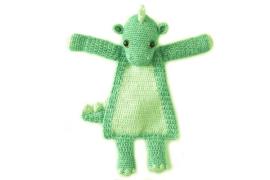 Dino-lappenpop groen