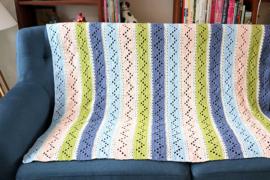 Sascha's Zigzag-deken