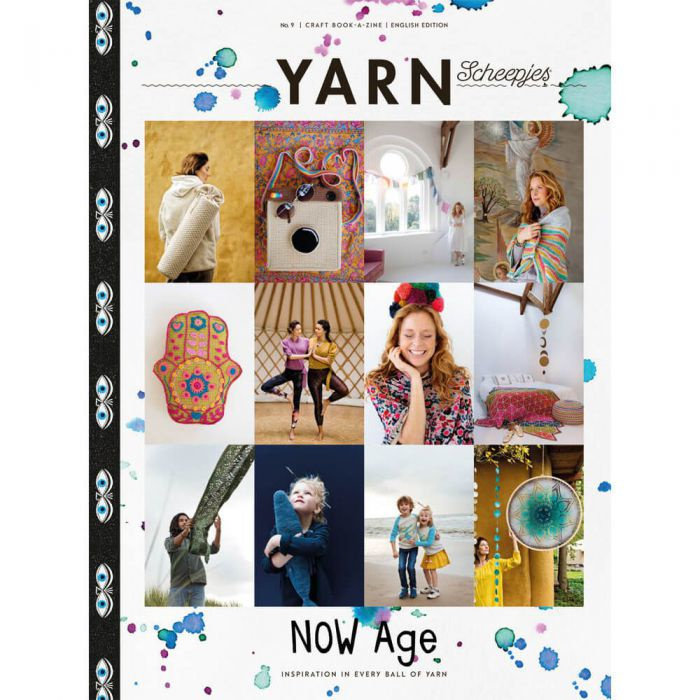 Scheepjes Yarn 9 - NOW Age