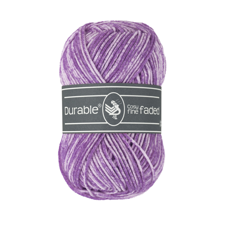 Durable Cosy Fine Faded 269 Light Purple