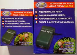 Aqua Nova luchtpomp