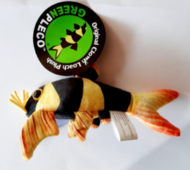 Clown loach plush