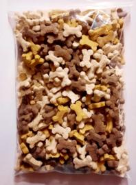 puppykluifjes 3 mix   ( 500 gr )