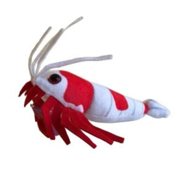 shrimp plush