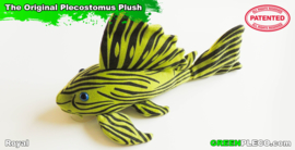 royal pleco plush