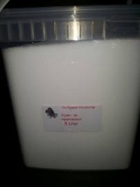 aquarium/vijverzout  5 liter emmer
