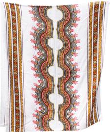 AFRICAN GYPSY HALTERJURK ZWART   sexy lange jurk in 3 maten